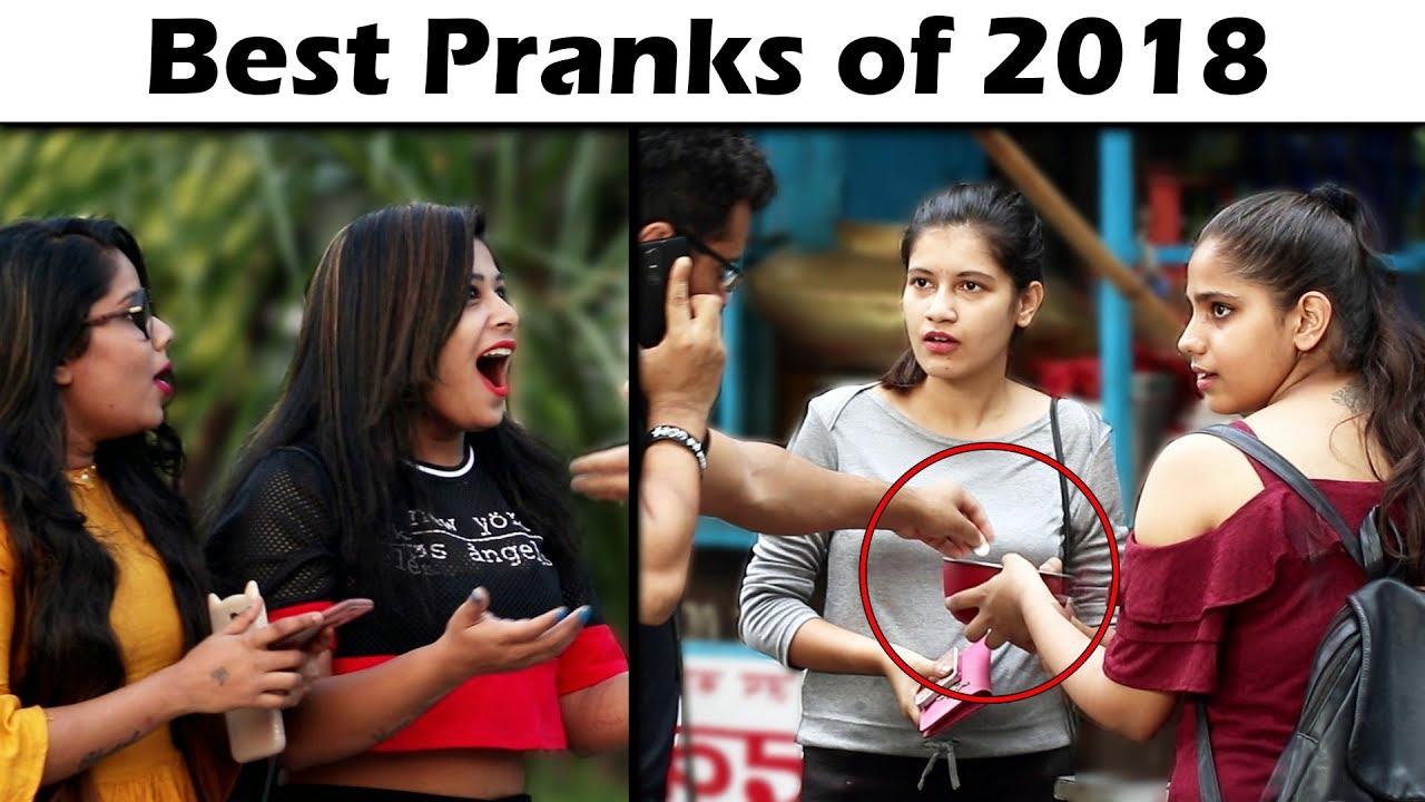 BEST PRANKS OF 2018 | YouTube Rewind 2018 | Unglibaaz