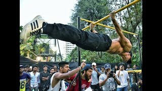 INDIAN STREET WORKOUT