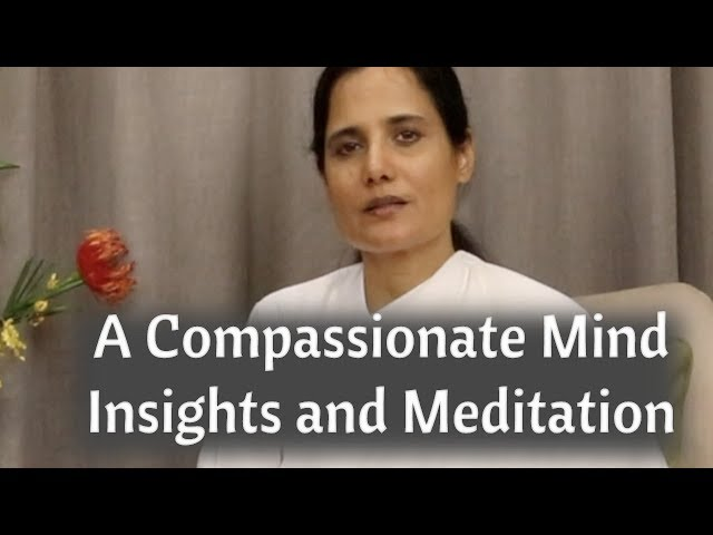 A Compassionate Mind - Insights and Meditation - Soul Fitness Episode 57