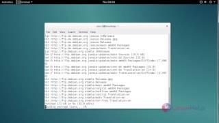 How To Install Wireshark In Debian
