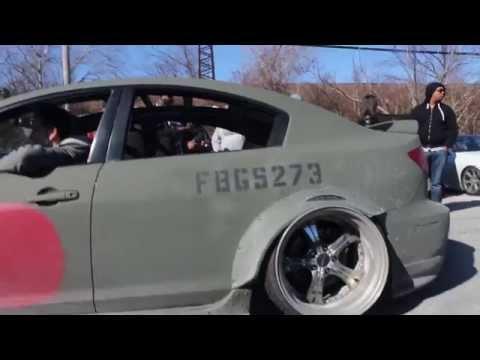 March Madness 2K15 Car Meet
