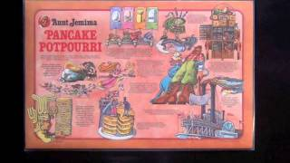 Aunt Jemima - slave in a box