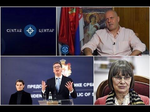 U CENTAR - Vučić je na liniji Nataše Kandić protiv Crkve (Aleksandar Pavić)