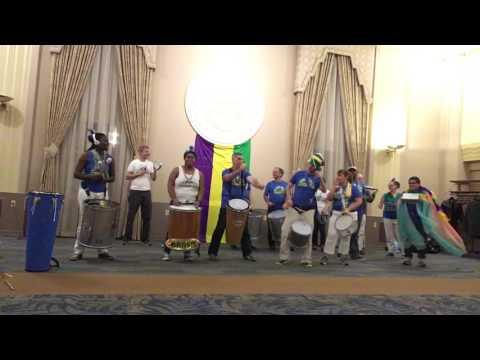 Timbeleza & Pittsburgh Samba Group show march 2017