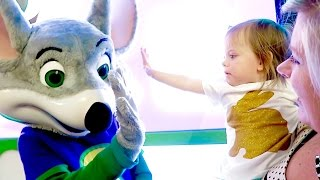 One of Cullen & Katie's most viewed videos: CHUCK-E-CHEESE BIRTHDAY CELEBRATION!