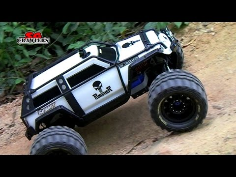 Hills! 8 RC Trucks Scale offroad 4x4 adventures Wraith scx10 Jeep Rubicon Jimny Wraith Summit