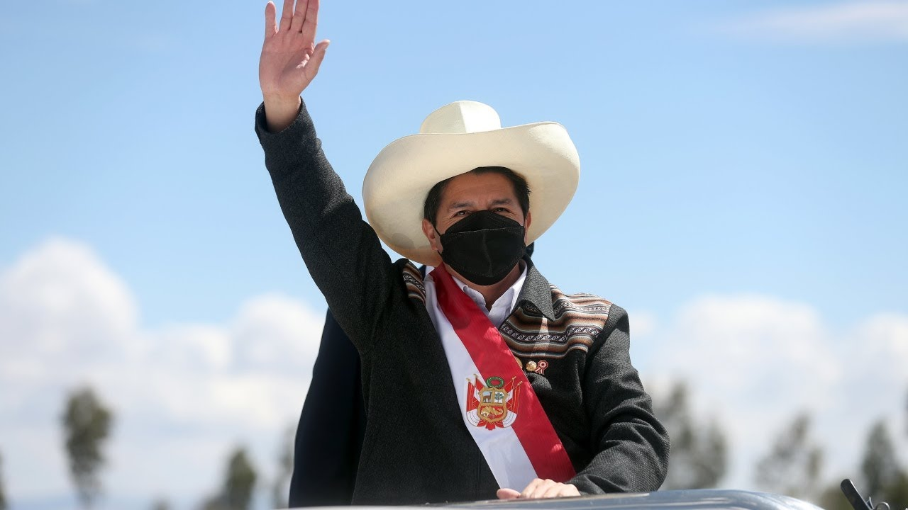 Download México y Estados Unidos: presidente Castillo inicia desde hoy su primera gira al extranjero