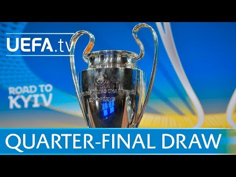 Uefa champions league full quarter-final draw
