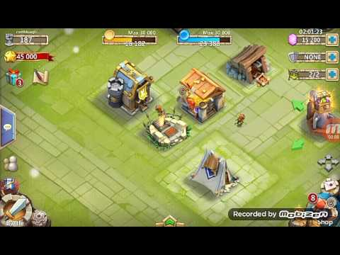 Castle Name Eraser | How To Change Your Castle Name| Castle Clash