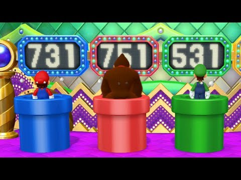 Thumbnail: Mario Party 10 - Coin Challenge #9