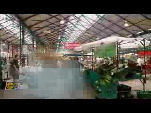 St George's Market Befast Timelapse