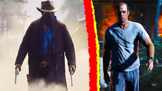 Is Red Dead Online More Popular Than Gta Online?