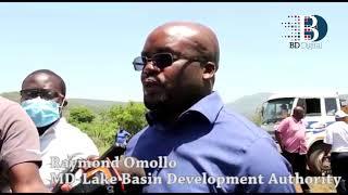 Lake Basin Development Authority undertakes Sh 16 million projects