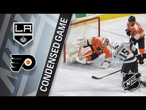 12/18/17 Condensed Game: Kings @ Flyers