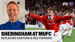 Teddy Sheringham | Replacing Cantona At #MUFC | Alex Ferguson & Roy Keane | Gary Neville On Ferraris