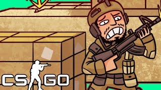 HIGH LEVEL PLAYS - Counter-Strike GO Highlights