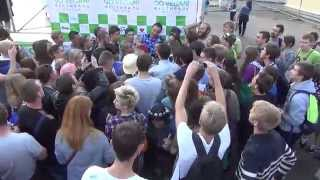 Фестиваль Go Vegan! в Москве, парк Сокольники