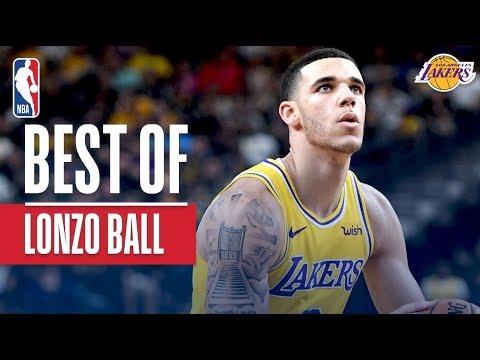 Best of Lonzo Ball So Far | 2018-19 NBA Season