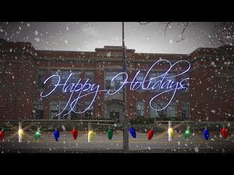 2018 Woodbury School Holiday Music Video