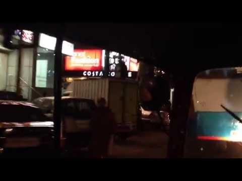 Bangalore auto ride