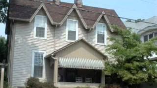 Boreman House, 1201 Juliana,  Julia-Ann Square Historic District, Parkersburg WV