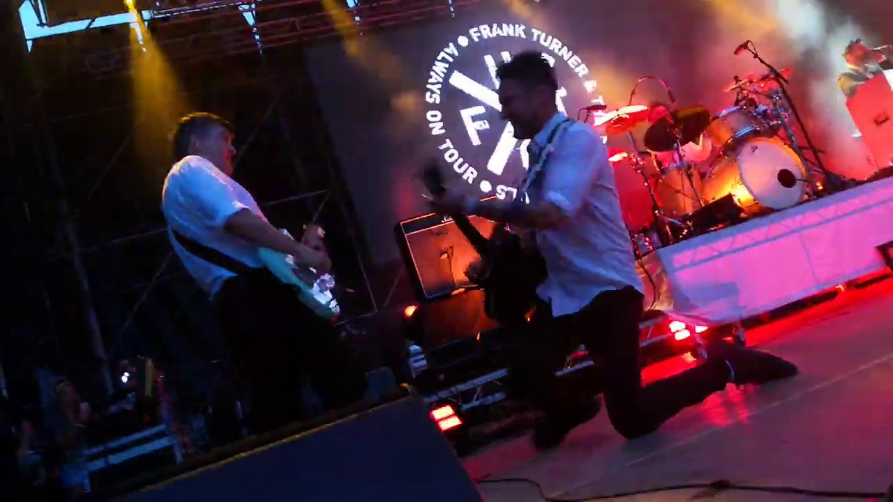 Frank Turner and the Sleeping Souls - 1933 live at Bay Fest 2019