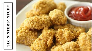 How to Make the BEST Homemade Chicken Nuggets
