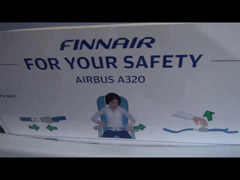 Finnair : Helsinki - Tel Aviv ; May 2016 Trip report.