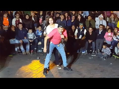 """Figurita Show y Jefferson """"El Heredero""""   Show Completo   Comicos Ambulantes 2017"""
