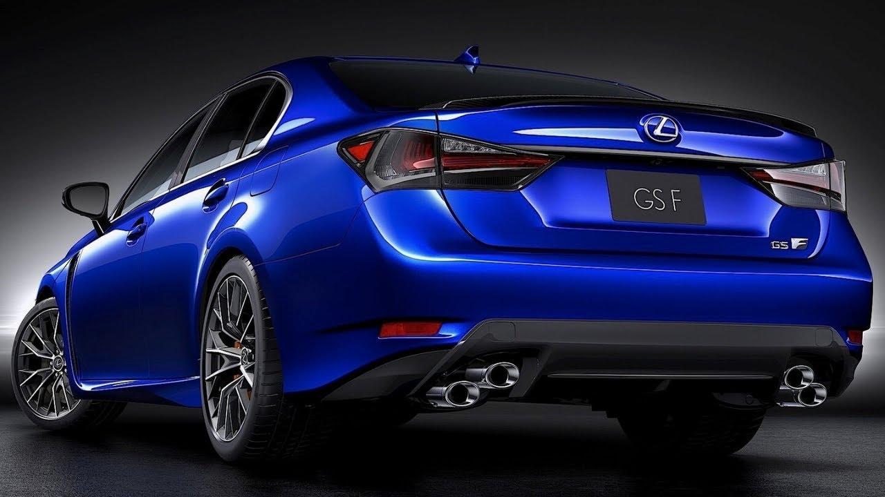 2020 Lexus GS F SPORT Sedan In-Depth Video Walkaround ...