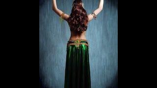 Восточные танцы. Танец живота. Урок -4
