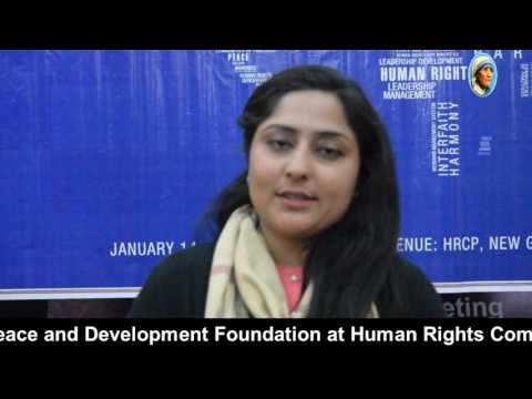 Peace and Development Foundation - Rawalpindi