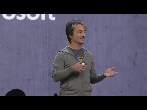 Technology Keynote: Microsoft 365: A powerful development platform