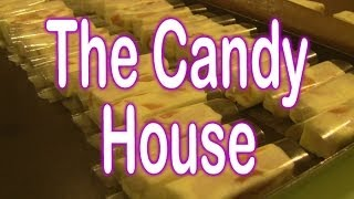 Candy House (nougat, cookies, cakes)