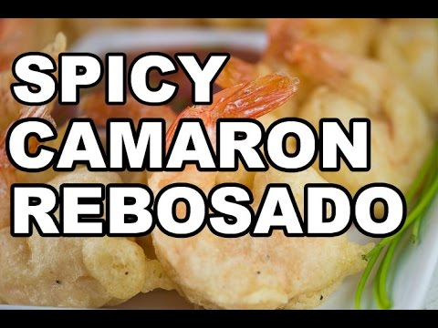 Camaron Rebosado Recipe Filipino Style | Beer Battered Shrimp Panlasang Pinoy