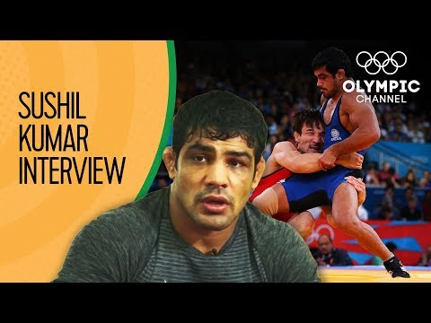 Indian Wrestler Sushil Kumar looks back at London 2012   Exclusive Interview