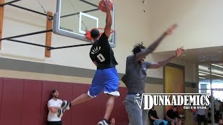 Chris Staples Hits NEW Dunk + 360 Double Eastbay Attempt! Video