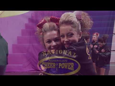 Belle Bennett 2017 All Star Cheer Season Highlights