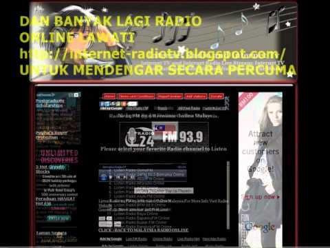 Radio Malaysia Online Live Internet