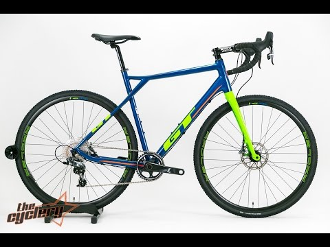 GT Grade Alloy CX Force Cyclocross Bike 2017 | THE CYCLERY