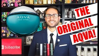 Bvlgari Aqva Cologne / Fragrance Review