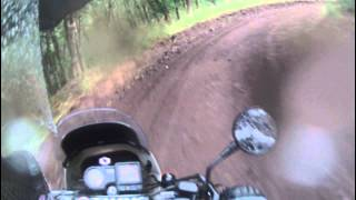 o#o My Top 5 Motorcycle Crashes on a KLR650 (eveRide