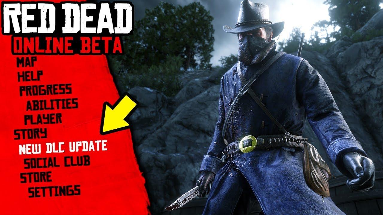 Red Dead Online Update