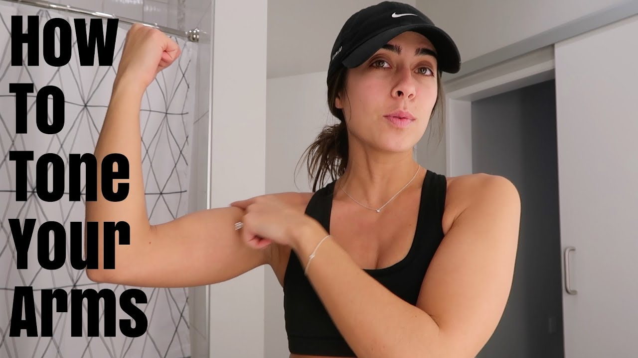 How to Tone Flabby Arms | Lose the Fat