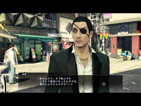 Let's Play Ryu Ga Gotoku 0 Part 13 - New Osaka Times