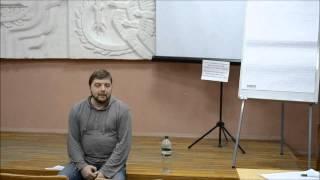 Константин Реуцкий и Максим Буткевич в Краматорске