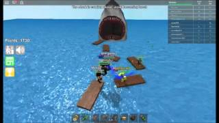 ROBLOX: Epic Minigames - TypicalType - Face the shark