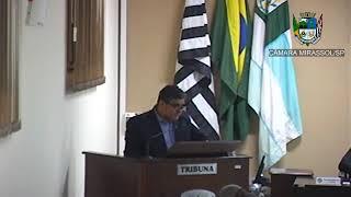 26ª Sessão Ordinária - Vereador Ademir Massa