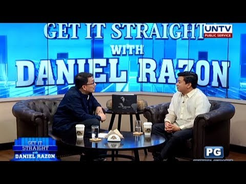 PCOO Assistant Secretary Kris Ablan on Get it Straight