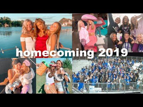 senior homecoming ~dress up days, pep fest, game, dance~